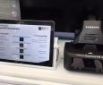 Samsung demonstra o ExynosVR III, novo dispositivo de realidade virtual com tela 4K