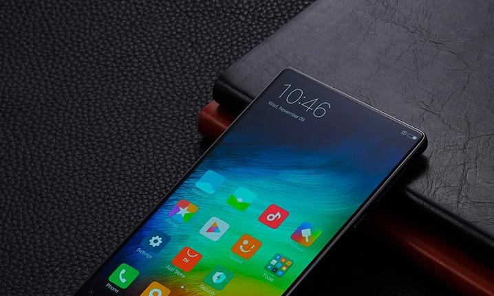 Xiaomi Mi Mix 2 - Especificações estimadas